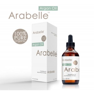 Extra Virgin Argan Oil - 4 oz - 100% Pure Certified Organic Cold-pressed Moroccan Argan Oil - One of Nature's Best Skin Care Products - Multi-purpose