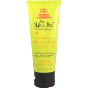 The Naked Bee Grapefruit Blossom Honey Hand and Body Lotion