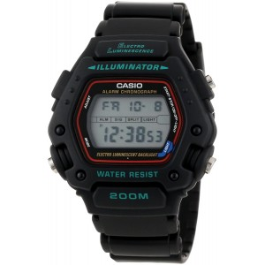 "Casio Men's DW290-1V ""Classic""  Sport Watch"