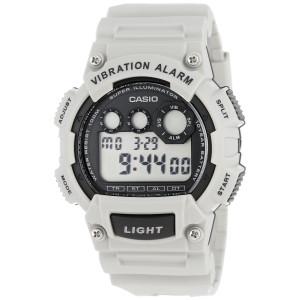 Casio Men's W-735H-8A2VCF Vibration Alarm Digital Watch