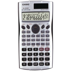 Casio fx-115MS PLUS SR Scientific Calculator