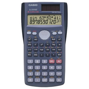 Casio fx-300MS Scientific Calculator