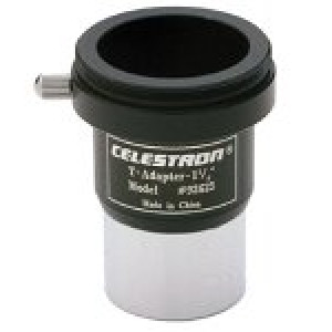 Celestron 93625 Universal 1.25-inch Camera T-Adapter