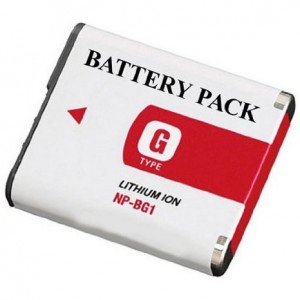 Replacement Sony NP-BG1-Equivalent Lithium Ion Camera Battery For Sony DSC