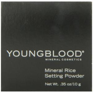 Youngblood Loose Mineral Rice Powder, Medium, 10 Gram