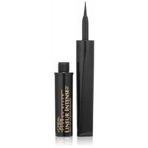 L'Oreal Paris Lineur Intense Felt Tip Liquid Eyeliner, Carbon Black, 0.05 Ounces