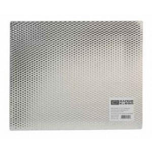 "Range Kleen Stove/Counter Mat 14""  X 17""  Textured Silver Finish"