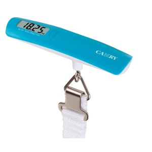 Camry 5.31 x 3 Inches Digital Luggage Scale, Blue, One Size