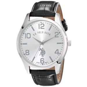 U.S. Polo Assn. Classic Men's USC50224 Analog-Quartz Black Watch