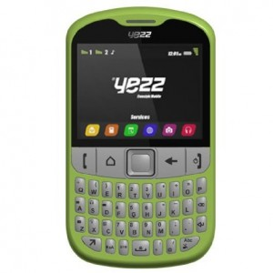 Fashion F10 - Factory Unlocked Phone - Yezz Wireless (Green)