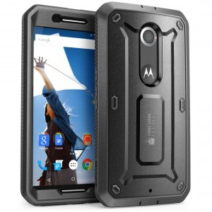Nexus 6 Case, SUPCASE [Heavy Duty] Belt Clip Holster Case for Google Nexus 6 (2014 Release) [Unicorn Beetle PRO Series] Full-body Rugged Hybrid Prote