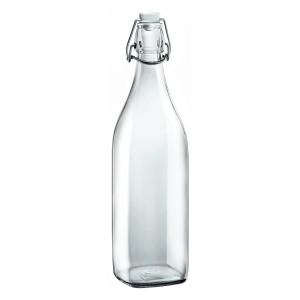 Bormioli Rocco Square Swing Bottle 33.75 Ounce