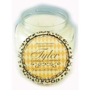 Prestige Collection 11oz Two Wick Tyler Candle - Wisteria Lane Scent