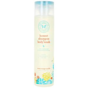 The Honest Company Shampoo and Body Wash - Sweet Orange Vanilla - 8.5 oz
