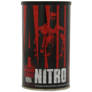 Universal Nutrition Animal Nitro Sports Nutrition Supplement, 44-Count