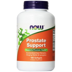 NOW Foods Prostate Support, 180 Gel