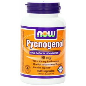 NOW Foods Pycnogenol 30mg, 150 Capsules