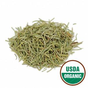 Starwest Botanicals Organic Rosemary Leaf Whole, 16 Ounce Bag