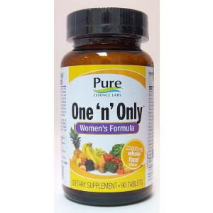 Pure Essence One 'N' Only Women's Formula, Tablets, 90-Count