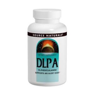 Source Naturals DL-Phenylalanine 750mg, 60 Tablets