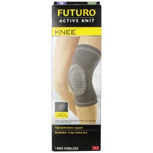 Futuro Infinity Active Knit Knee Stabilizer, Medium