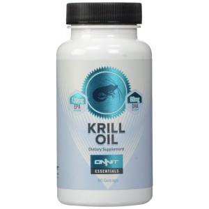 Onnit Krill Oil, 60 Count
