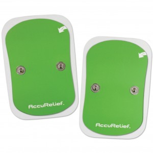 AccuRelief Wireless Remote Control TENS Supply Kit