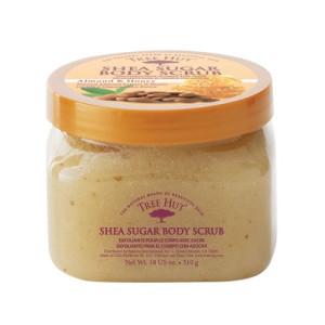 Tree Hut Shea Sugar Body Scrub - Almond and Honey: 18 OZ