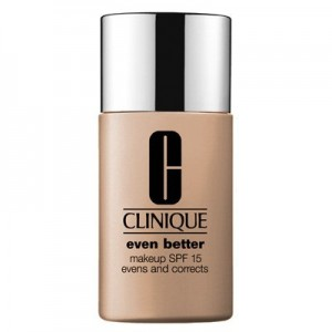 Clinique Even Better Makeup SPF 15 Evens and Corrects 04 Cream Chamois (VF-G)