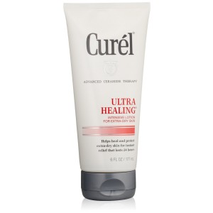 Curel Ultra Healing Lotion, 6 Ounce (Pack of 2)