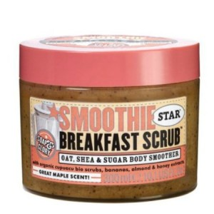 Soap and Glory The Breakfast Scrub Body Exfoliator 300ml