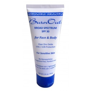 BurnOut SPF 30 for Face and Body