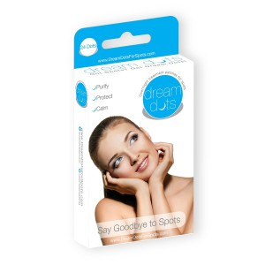Dream Dots for Spots - Overnight Acne Patch | 24 Acne Patches | Clear Acne | Absorbing Cover Gel Patches | Clear Skin Breakouts and Pimples Overnight