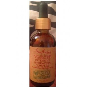 SheaMoisture Manuka Honey and Mafura Oil Intensive Hydration Complex for Dry Hair, 2 Oz