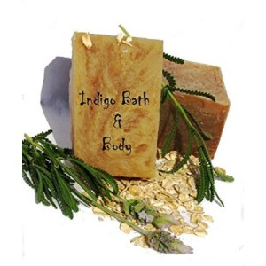 Baby Love - Lavender, Goat Milk and Honey Facial and Body Soap