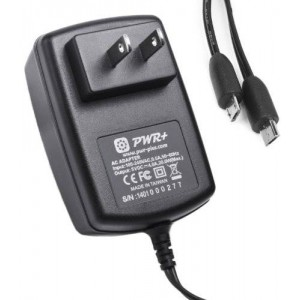 Pwr+ 6.5 Ft 4A Rapid Charger Dual AC Adapter for Samsung Galaxy S S2 S3 S4 S5 S6 Edge