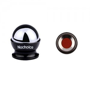 Nochoice Magnetic Car Mount Kit for Cell Phones (1 Magnet + 1 Ball)
