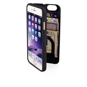 EYN Products EYN iPhone 6 Carrying Case - Retail Packaging - BLACK