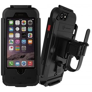 iPhone 6 6S Bike Mount : Stalion Street Removable Bicycle Hitch Case