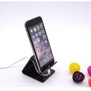 EtryBest(TM) Durable Aluminum Universal CellPhone Desk Stand Holder for iPhone 6 3G 3GS 4 4S 5 5C 5S / iPad 2