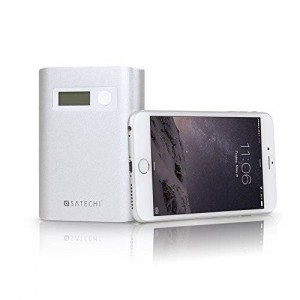 Satechi Aluminum Portable Energy Station Extended Battery Charger Pack for iPhone 6