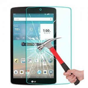 OMOTON LG G Pad F 8.0 Glass Screen Protector