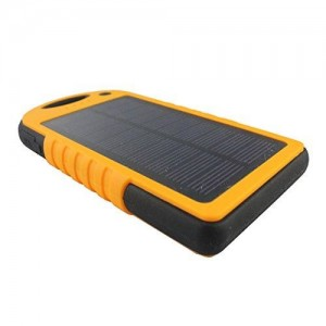 BW Distributors Solar Powered Charger for Phones