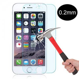 OMOTON [0.2mm] iPhone 6S Plus Screen Protector