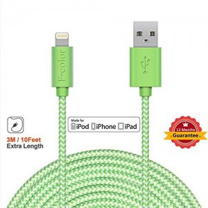 Fcolor Apple Charger