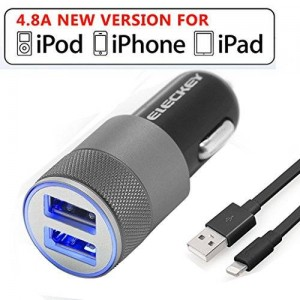 Eleckey iPhone Car Charger
