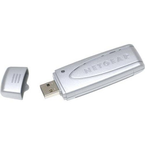 NETGEAR WG111 Wireless USB 2.0 Adapter (54 Mbps)