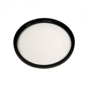 B W B+W 43mm Clear UV Haze with Multi-Resistant Coating (010M)