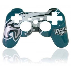 Mad Catz PS3 Official NFL Philadelphia Eagles Controller Faceplate
