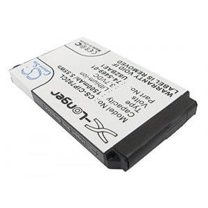 VinTrons 1 X 1500mAh Battery For Cisco 7925G, 7926G, 7925G, 7925G-EX, CP-7925G-A-K9